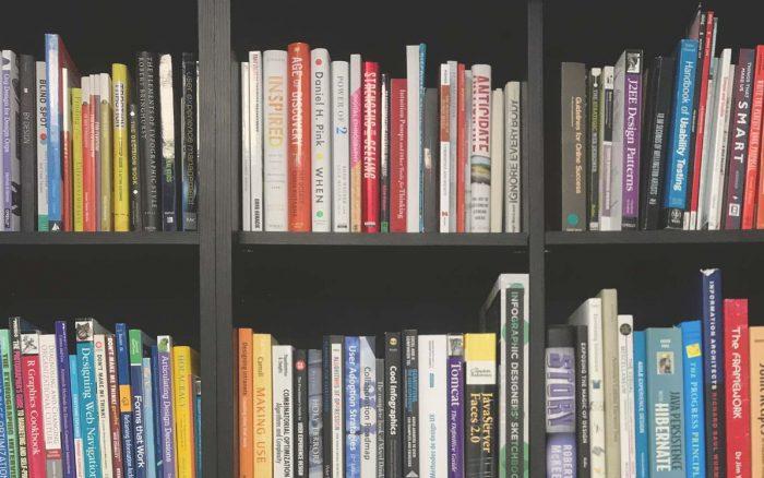 Image of Optimal Workshops stocked library